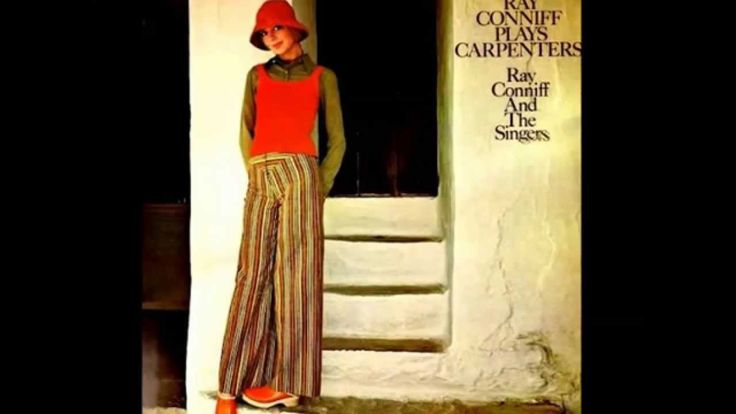 Ray Conniff Plays Carpenters ( Full Album )