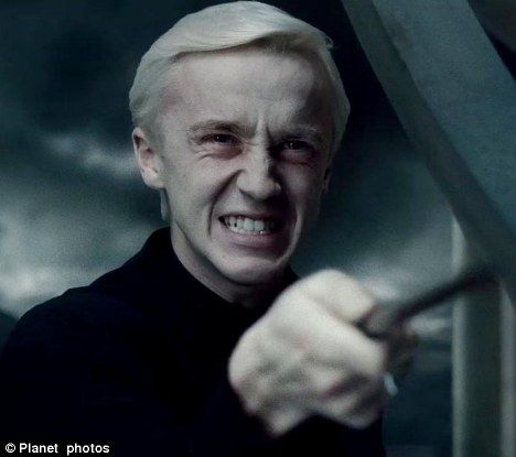 'I lost my childhood to Harry Potter': The actor who plays Draco Malfoy reveals…