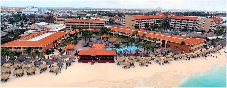 Aruba Beach Club Resort On One Of Aruba's Most Beautiful Beaches