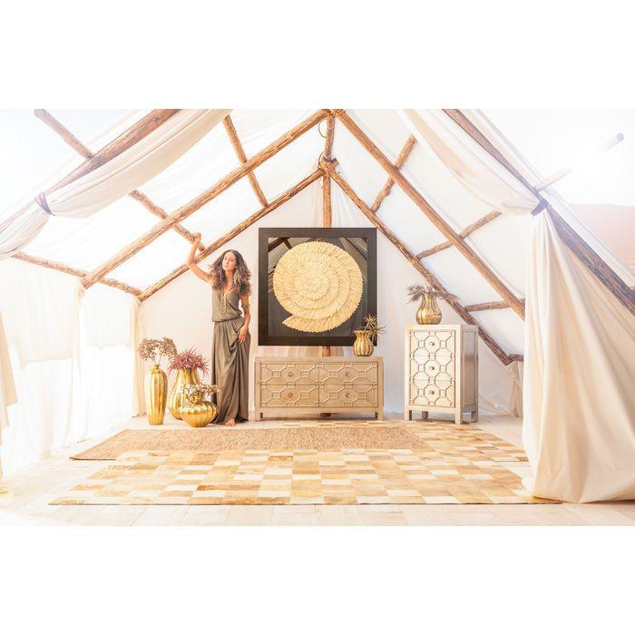 Las alfombras siempre le darán calidez y un toque especial a los ambientes de tu hogar