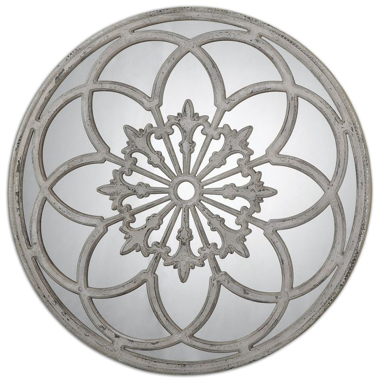 133 best walls images on Pinterest Mirror mirror, Round mirrors - home decor mirrors
