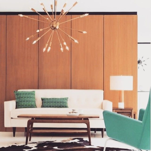 Lets find out the best interior design inspirations on how to get a mid century modern homethe mid century modern look really is everywhere these days