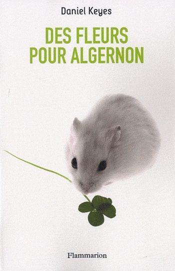 Des fleurs pour Algernon / Daniel Keyes. Éditions Flammarion