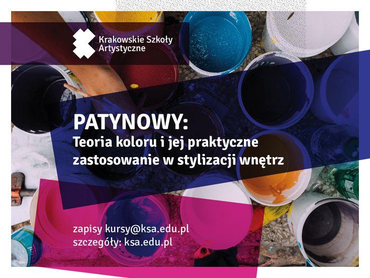 Warsztaty PatyNowy: Teoria koloru i praktyczne jej zastosowanie w stylizacji wnętrz http://www.ksa.edu.pl/warsztaty-patynowy-teoria-koloru-praktyczne-zastosowanie-stylizacji-wnetrz #SzkolaProjektowaniaWnętrz #interiordesign