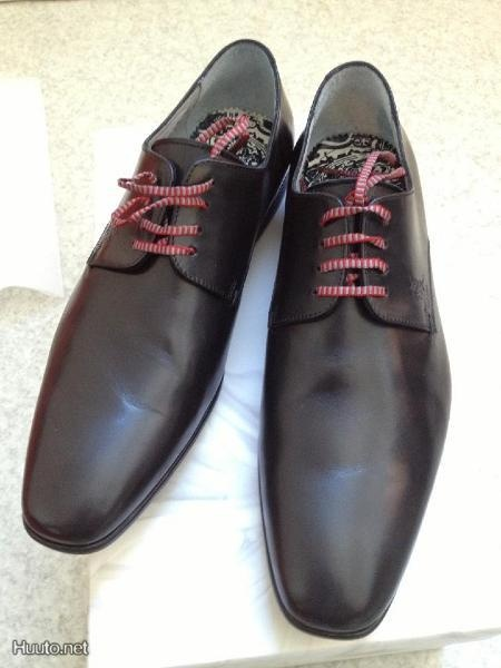 Kenzo Takadan suunnittelemat miesten kengät / Men's shoes designed by Kenzo Takada