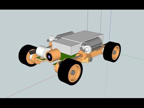 Making of micro rc car / Сборка микромашинки