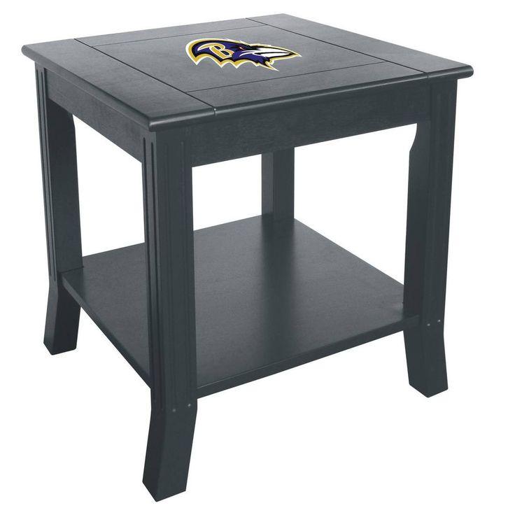 Side Table   Baltimore Ravens