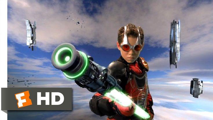 Spy Kids 3-D: Game Over (7/11) Movie CLIP - Battle for Survival (2003) HD