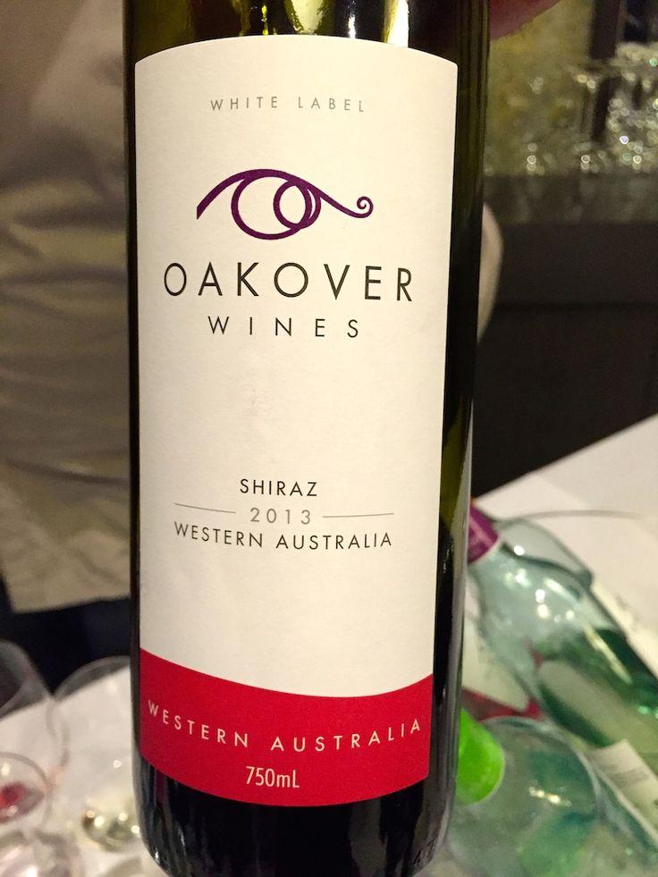 Oakover Wines 2013 Shiraz - Swan Valley