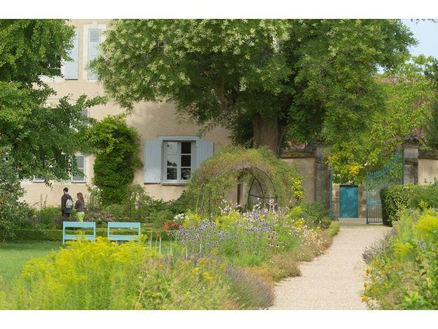 Maison de george sand et parc parcs et jardins visiter for Jardins de france a visiter