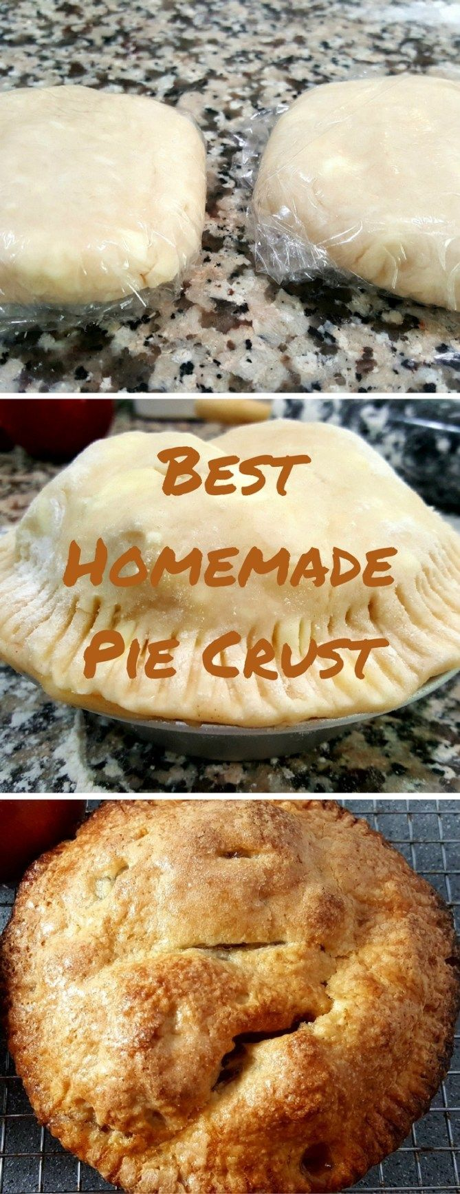 The 25 best recipe cards ideas on pinterest printable recipe best homemade pie crust forumfinder Gallery