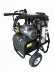 Cam Spray offers a large selection of quality hot water pressure washers. These commercial and industrial pressure washers are ideal for a wide range of cleaning applications and can handle the most stubborn dirt and grime.