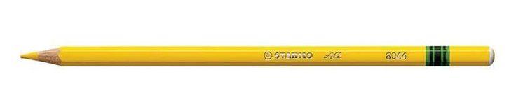 All-Stabilo Colored Pencil - yellow