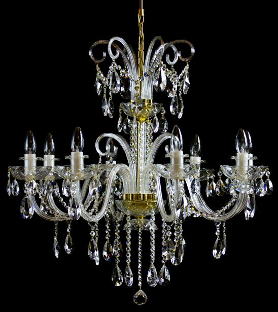 Glamoure Crystal Lighting