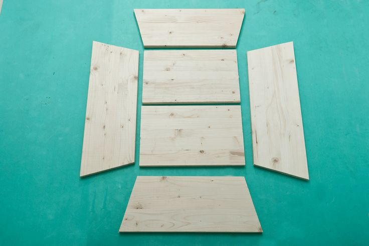 how to build a wooden wheelbarrow
