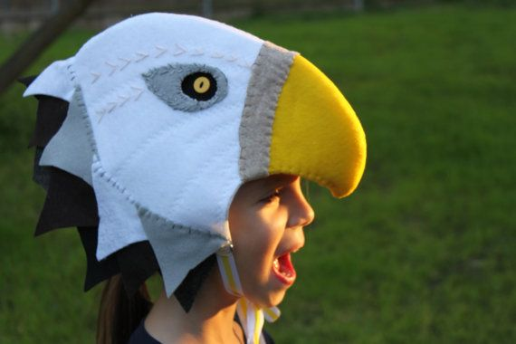 Custom for acalzadaChild's Bald Eagle Costume by abbysatticsatx