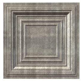 Fasade�23-3/4-in x 23-3/4-in Fasade Traditional Ceiling Tile Panel