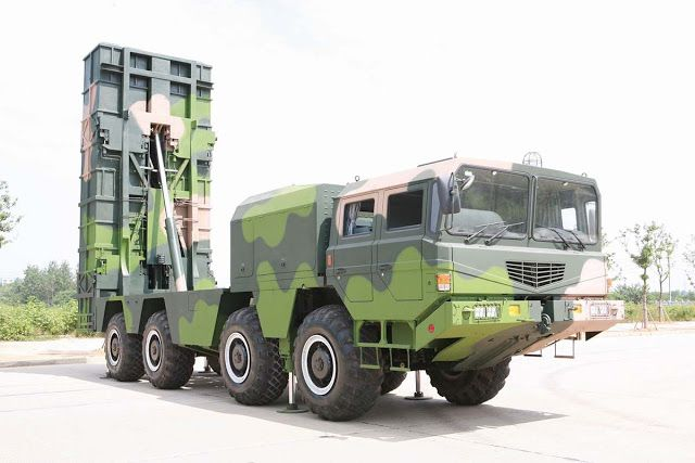 Military and Commercial Technology: Qatar National Day parade shows off SY400 ballistic missile system