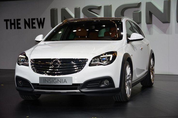 2014 Opel Insignia Country Tourer or called Vauxhall in UK market has initiated sales in last January 2014. Price is UK market is start from...