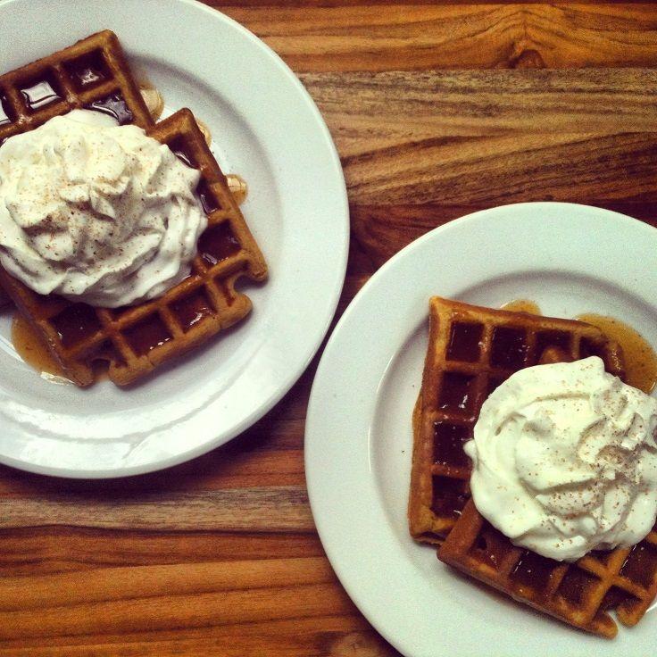 15 Diabetic Gluten-Free Breakfasts | Gluten Free Pumpkin Waffles