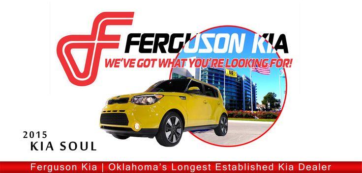 63 best Ferguson Kia images on Pinterest | Oklahoma, Arrow ...