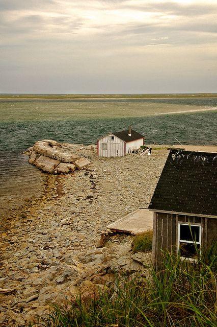 La Grave by Maryse Tellier, via Flickr | Îles-de-la-Madeleine, Québec, Canada