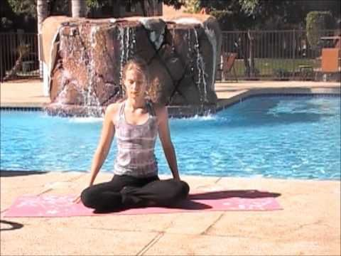 8 Minute Daily Yoga Routine