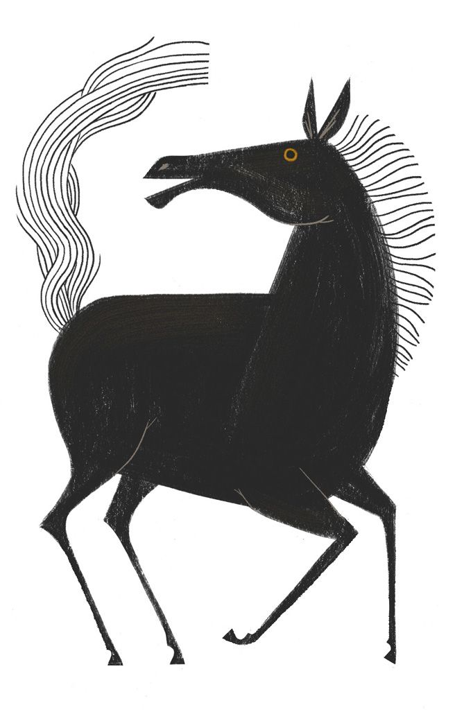 Literary Animals - Loris Lora