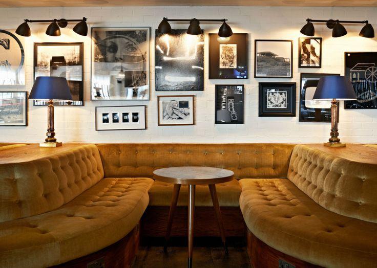 soho house chicago - Google Search : Hotels : Pinterest : Soho house, Soho and Banquettes