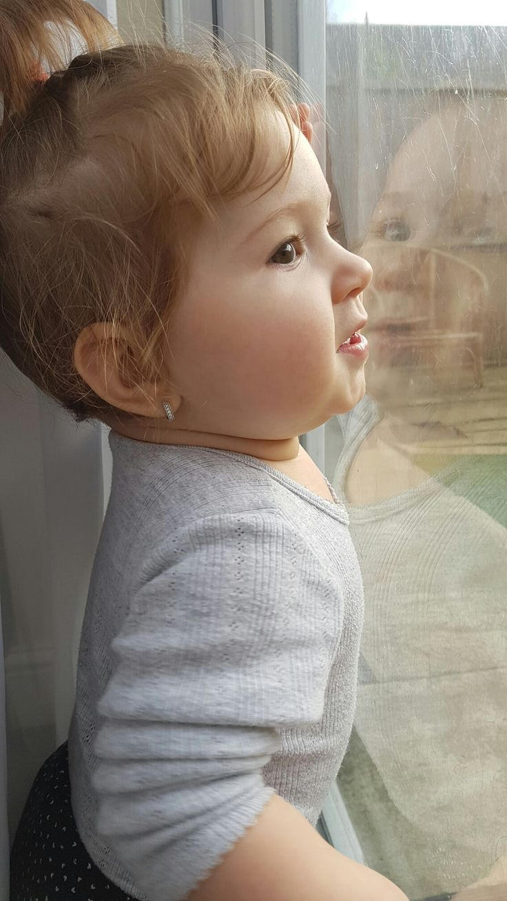 #Babymara.... to cold outside...so we play by the window