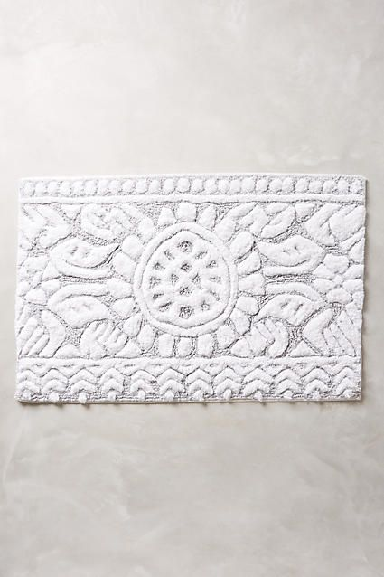 Marigold Bath Mat - anthropologie.com