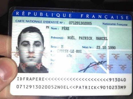 photo carte identité père humour insolite