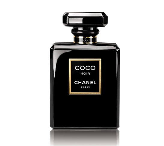 Chanel Parfum Coco Noir. WHAT IT IS: An oriental fragrance for women  NOTES: Grapefruit, bergamot, rose, jasmine, narcissus, rose geranium, tonka bean, patchouli, sandalwood, vanilla, and frankincense  WHY WE LIKE IT: Housed in an ultrasophisticated black bottle, this flanker to the original Coco, launched in 1984, is spicy and fresh, a little mysterious and pleasingly accessible.