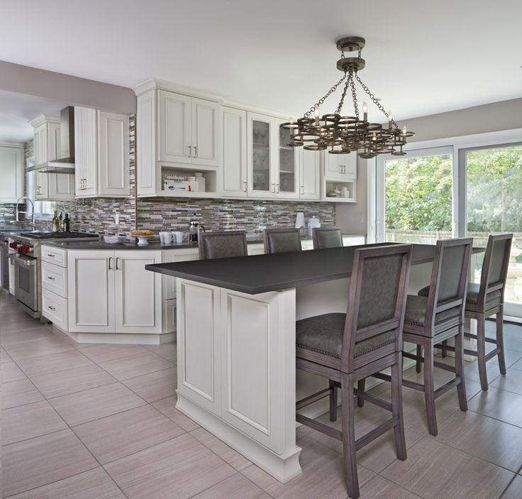 Crestwood Kitchen Cabinets: Photo Courtesy Of KSI Designer, April Parker. Dura Supreme