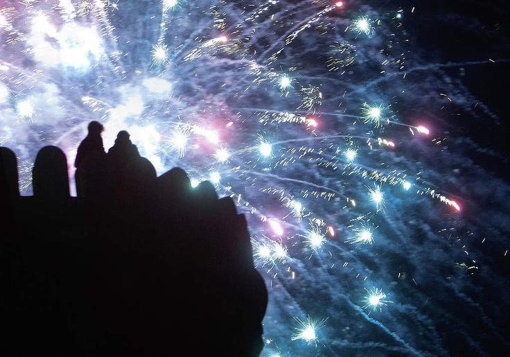 New Year's Eve celebrations around the world Trip