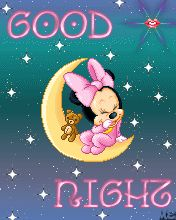 Good night sister sweet dreams