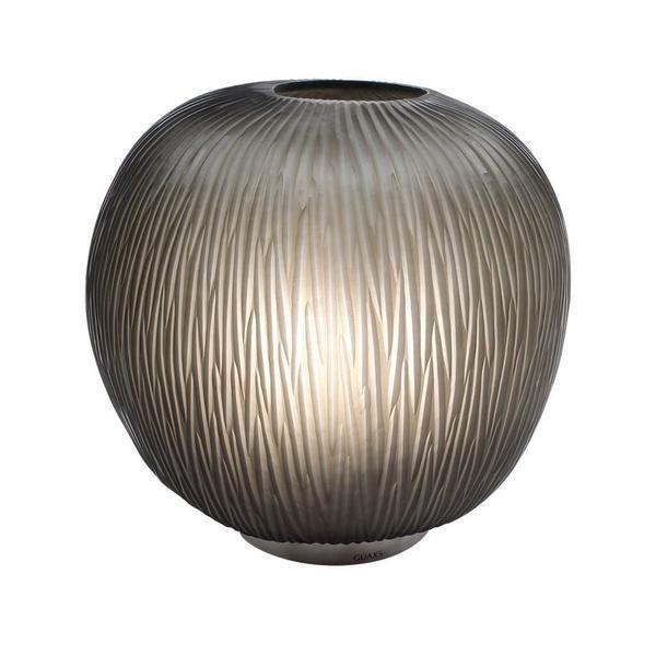 Guaxs Tischleuchte Erbse 39x37cm Glas grau - CHF 980