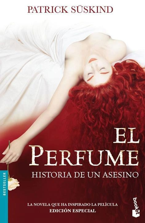 22.ª Lectura Conjunta. El perfume, de Patrick Süskind. http://www.quelibroleo.com/libros/el-perfume