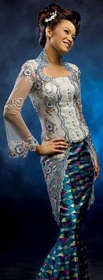 Modern Kebaya Fashion Indonesia