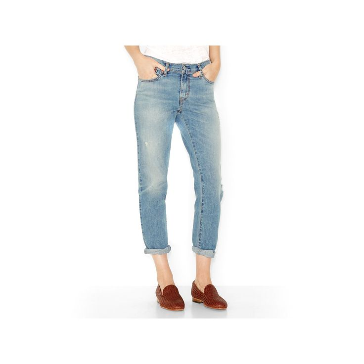 25  best ideas about Women's boyfriend jeans on Pinterest | Womens ...