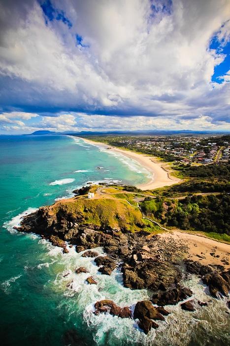 > Lighthouse Beach NSW by Cain Pascoe | Fine Art Photography