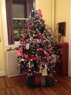 Our Advent Mitten Tree--During Advent we collected more than 200 items for our neighboring school, Dallas Nicholas Elementary, and the Family Tree, Maryland's leading non-profit seeking to assist families in preventing child abuse and neglect.