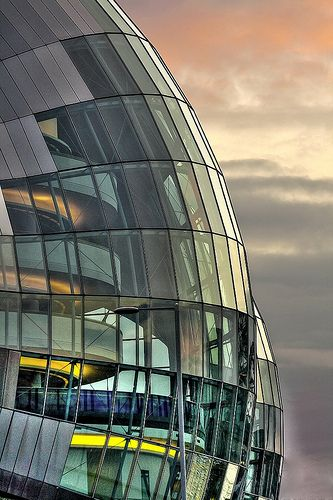 The Sage Gateshead by Foster & Partners - by Amazing London Photography