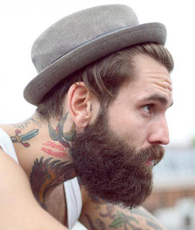 How to Tell if You're a Bearded Hipster - http://www.growabeardnow.com/beard-hipster/ See the hipster study results