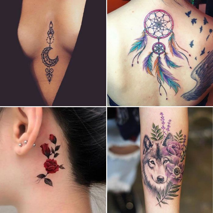 Best Cute Tattoo Designs For Women Best Tattoos For Women Cool Tattoos Tattoos For Women