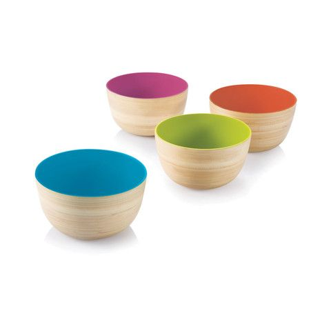 | Bamboo Bowls - Coiled Bamboo Mini Me Outside-In Bowl | #smartecodesign | verkrijgbaar bij #webshopsonly #conceptstore #Vughterstraat 47, #denbosch