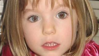 Bild upphovsrätt PA Bild bildtext Madeleine McCann var tre när hon försvann i 2007 Polisen utreder Madeleine McCanns försvinnande säger en kritisk lin