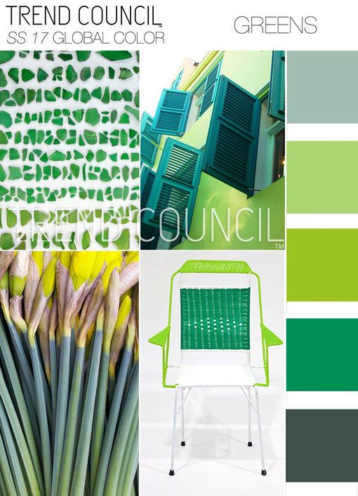 TREND COUNCIL: LONG TERM GLOBAL PALETTES SS 2017 - Tendances (#586053)