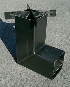 Nueva estufa de cohete. Una gran estufa para camping, caza, preppers, preparación de supervivencia, emergencias y desastres, etc.. Ideal para tener en caso de pérdida de electricidad. Hervir el agua, cocinar los alimentos. Utilizan ramitas, ramas, astillas, etc. para cocinar. Caso necesario, la estufa se encajan fácilmente en un plástico, un balde de 5 galones. Junto a la estufa, usted puede embalar en un encendedor desechable o partidos, Yesca/papel/madera, algunos enlatados, sopa…