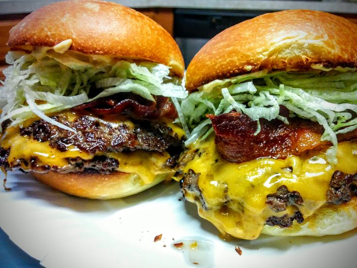 [Homemade] Double double-double http://ift.tt/2dO9UjW